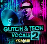 Hyrogen Glitch & Tech Vocals 2