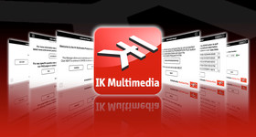 IK Multimedia Authorization Manager