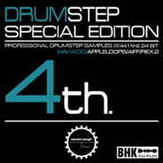 Industrial Strength Records BHK Special Edition Vol 4 Drumstep