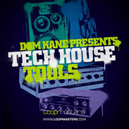 Loopmasters Dom Kane presents Tech House Tools