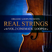 Organic Loops Real Strings Vol. 2 - Cinematic Loops