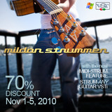 Mildon Studios Mildon Strummer