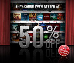 Native Instruments Five Day Sale