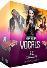 Platinum Loops Hip Hop Vocals