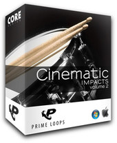 Prime Loops Cinematic Impacts Vol 2