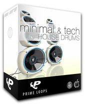 Prime Loops Minimal & Tech House Drums