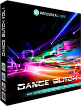 Producer Loops Dance Glitch Vol 1