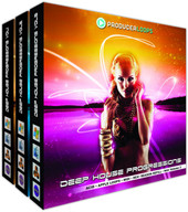 Producer Loops Deep House Progressions Bundle Vol 1-3