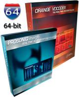 Prosoniq morph / OrangeVocoder 64-bit