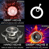 Simplosive Deep and Hard Kicks Bundle
