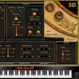 Sound Magic Ruby Piano3D