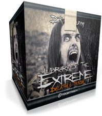 Toontrack Library of the Extreme - Death & Thrash