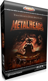 Toontrack Metalheads EZX