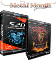 Toontrack Superior Drummer Crossgrade &amp; The Metal Foundry SDX
