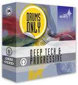 Wave Alchemy Deep Tech and Progressive - Drums Only