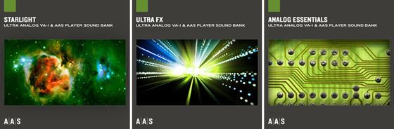 Applied Acoustics Systems Ultra Analog VA-1 sound banks