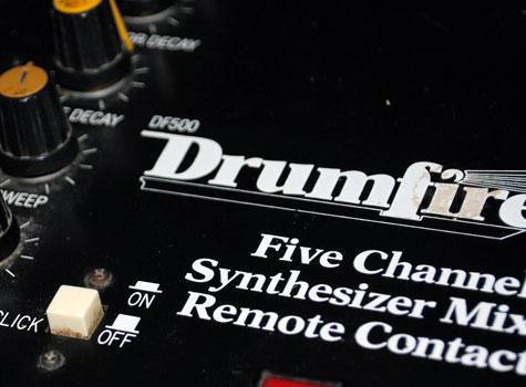 Drumfire DF500