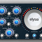 Elysia alpha compressor plugin
