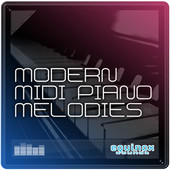 Equinox Sounds Modern MIDI Piano Melodies