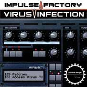 Industrial Strength Records Impulse Factory Virus Infection