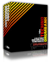 Kick Back Samples Techno Drumbank