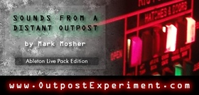 Mark Mosher Sounds From a Distant Outpost