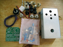 Music Thing DIY guitar effect pedal kits