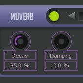 Mutools MuVerb VST