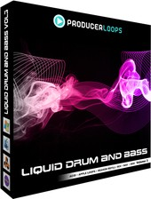 Producer Loops Liquid Drum & Bass Vol 3