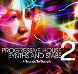 Sounds To Sample Progressive House Synths &amp; Stabs 2