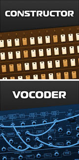 Sinevibes Constructor and Vocoder