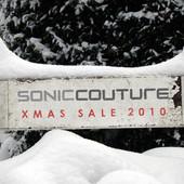 Soniccouture Xmas Sale 2010
