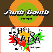 Soundation Funk Bomb and Hot Salsa sound sets