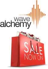 Wave Alchemy Christmas Sale