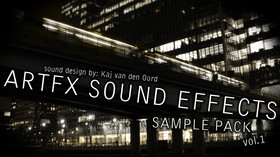 ARTFX Sound Effects Volume 1