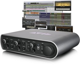 Avid Mbox Family Options