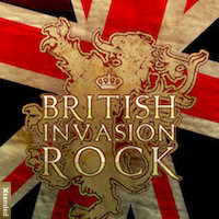 Big Fish Audio British Invasion