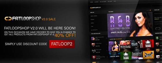 FatLoud FatLoopShop v2.0 Sale