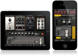 AmpliTube Fender for iOS