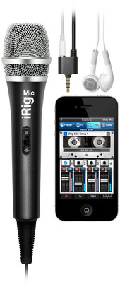IK Multimedia iRig Mic