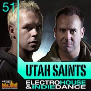Loopmasters Utah Saints - Electro House & Indie Dance