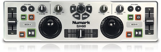 Numark DJ2GO