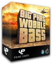 Prime Loops Big Phat Wobble Bass