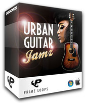 Prime Loops Urban Guitar Jamz