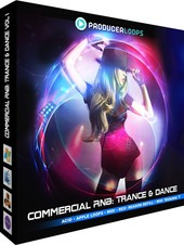 Producer Loops Commercial RnB: Trance & Dance Vol 1