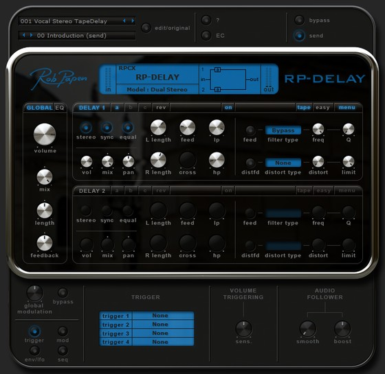 Rob Papen RP-Delay