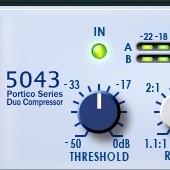 Neve Portico 5043 Compressor