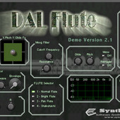 Syntheway DAL Flute
