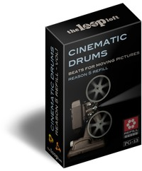 The Loop Loft Cinematic Drums ReFill