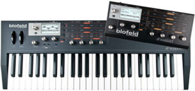 Waldorf Blofeld / Blofeld Keyboard Black